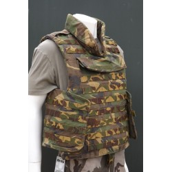 Genuine Surplus Dutch Army Protective Vest DPM Camouflage Military Airsoft XL 44""