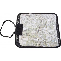 Ex-Display Highlander Map Case Black Walking hiking DofE Scouts Cadets Black 018