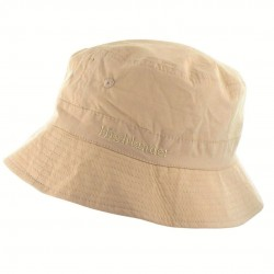 Highlander Premium Sun Hat Sunhat Summer Lightweight Cotton wide Brim Beige