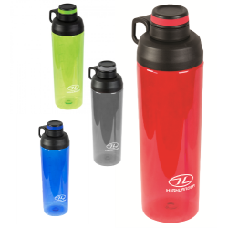 Highlander Hydrator Water Bottle Leakproof Durable for Backpack Side Pouch BPA free