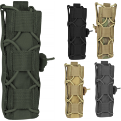 Viper MOLLE Elite Extended Pistol Mag Pouch Modular Airsoft Army Military