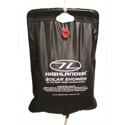 Ex-Display Highlander Solar Heated Camping Shower 20 Litre