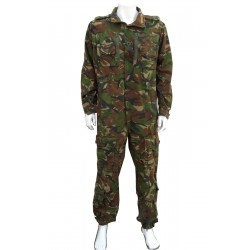 "Genuine British Military DPM Camo Tank Suit Overall Flight Suit  42""Chest Tall"
