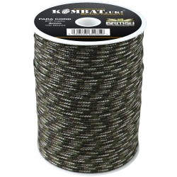 KT Paracord BTP Camo Camouflage 100 metre roll String Rope Military