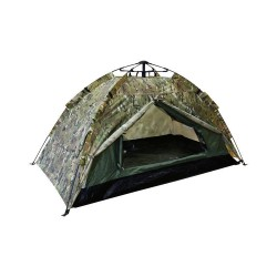 Kombat Automatic Pop-Up Tent BTP Camo Self Erect 2 person Camping