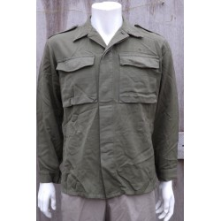 Genuine Surplus Austrian Army Heavyweight Shirt Lightweight Jacket Military
