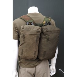 Genuine Surplus Green Rocket Pack Daysack Rucksacks Camo Yoke Dutch British