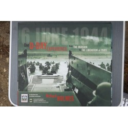 D Day Experience Book and Documents Set WW2 1944 Military History War