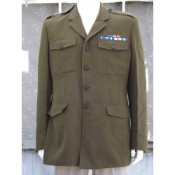 "Genuine Surplus Smart Army Dress Jacket Army Olive 44"" Chest Formal Uniform 130"