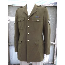 "Genuine Surplus Smart Army Dress Jacket Army Olive 43"" Chest Formal Uniform 133"
