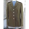"G Surplus Womens Army Dress Jacket Army Olive 36"" Chest UK 12 Formal Uniform 134"
