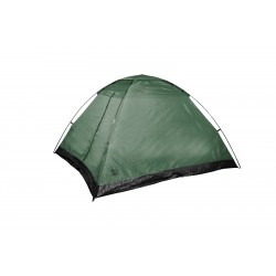 Highlander Monodome 2 Person Dome Tent Festival Weekend 2 Man Quick Pitch Green