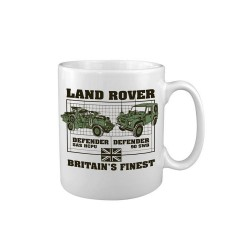 Tea Coffee Mug Drink Ceramic Kitchen New Military History Airforce Land Rover