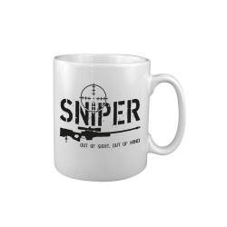 Tea Coffee Mug Drink Ceramic Kitchen New Military Army Sniper