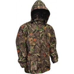 Ex-Display MENS WATERPROOF HUNTERS WOODLAND CAMO COAT Rexmoor Jacket Small