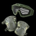 Protective Pads, Goggles, Defenders