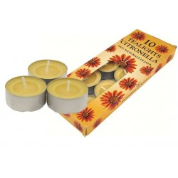 Highlander Citronella Tea Light Candles
